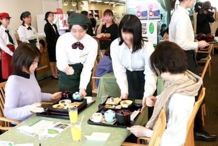 ホテルで高校生レストラン 水産高と支援学校が参加 – 日本教育新聞電子 ...
