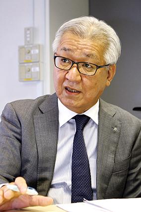 小林 幹長 株式会社日本教育新聞社代表取締役社長