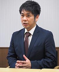 坂本教務部主任
